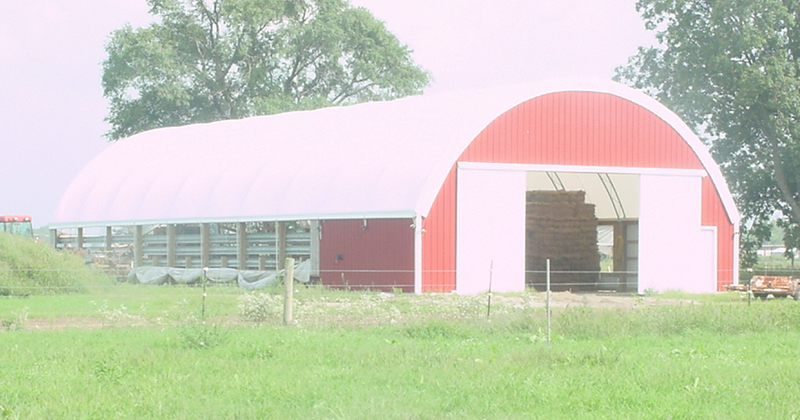 Great Lakes Sire Service barn